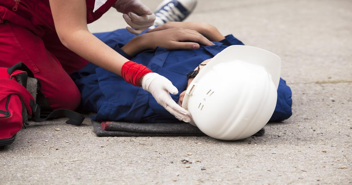Acidentes de trabalho e a importância do uso de equipamento de proteção individual