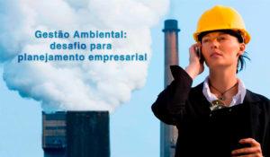Gestão Ambiental: desafio para planejamento empresarial