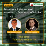 Cartaz do Webinar